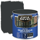 Cetabever meesterbeits deur & kozijn dekkend RAL 7021 zwartgrijs zijdeglans 2,5 l