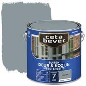 Cetabever meesterbeits deur & kozijn dekkend RAL 7001 zilvergrijs zijdeglans 2,5 l