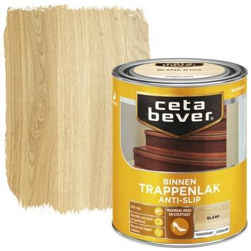 Cetabever trappenlak antislip transparant blank zijdeglans 750 ml