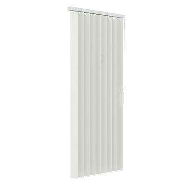 KARWEI lamellen wit (5042) 200 x 180 cm
