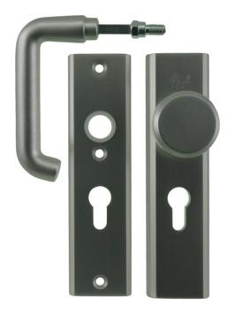 NEMEF veiligheidsbeslag SKG 3-sterren voordeur 55 mm