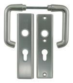 NEMEF veiligheidsbeslag SKG3 achterdeur 55 mm