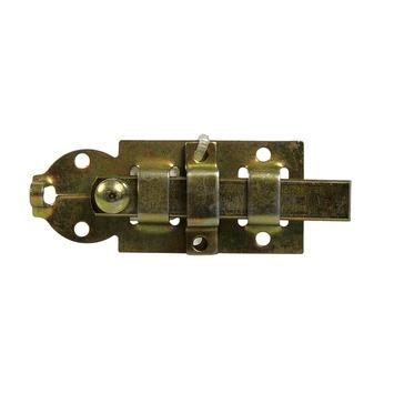 Vlakschuif verzinkt 60 mm