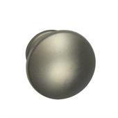 Knop Sophia nikkel 25 mm