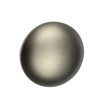 Knop Sophia nikkel 35 mm