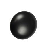 Knop Sophia zwart 35 mm