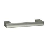 Greep Duncan mat aluminium 140 mm