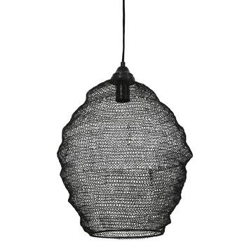 Hanglamp Lynn donker brons