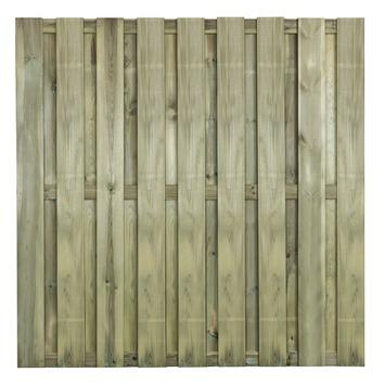 Schutting Royal Grenen ca. 180x180 cm