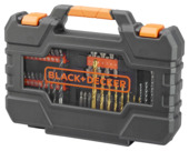 Black + Decker bitset 76-delig