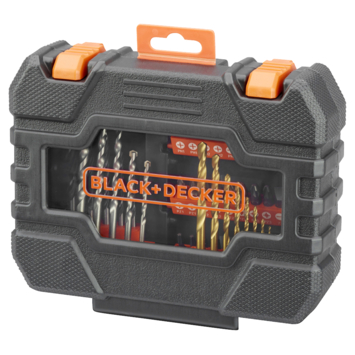 Black + Decker bitset 50-delig