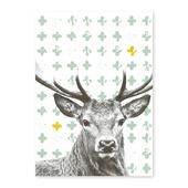 Poster Deer 50 x 70 cm