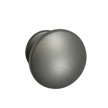 Knop Sophia aluminium 25 mm