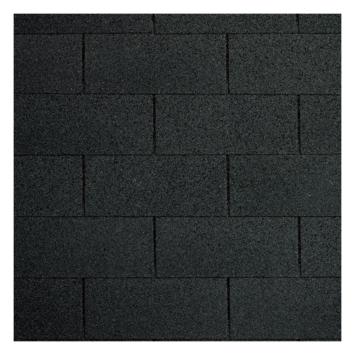 Shingles zwart voor Tuinhuis Fresia en Talinn incl. nagels 3 stuks 9 m²