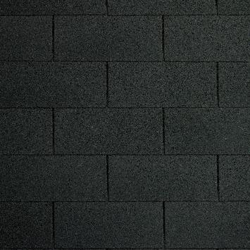 Shingles zwart voor Tuinhuis Sunniva / Hawaii  incl. nagels 7 stuks 21 m²