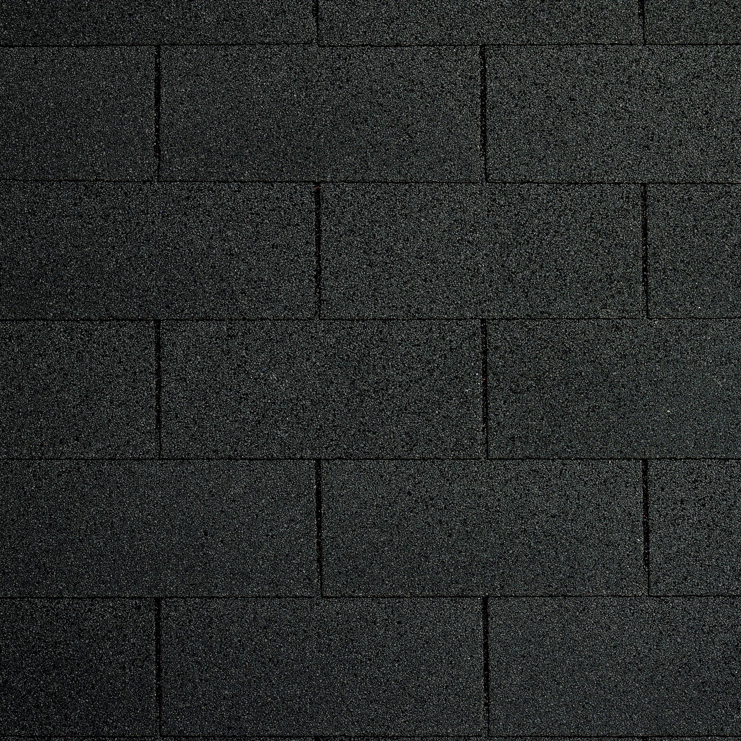 Shingles Zwart - 7 pakken voor 21m2 incl. nagels