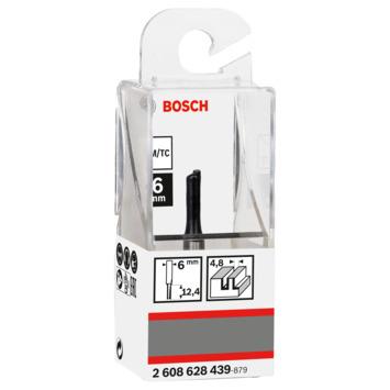 Bosch vingerfrees HM 6 mm 4,8x12,4 mm G51mm