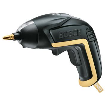 Bosch accuschroevendraaier IXOV Gold & Black