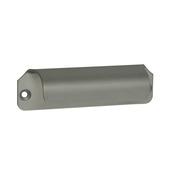 Greep Douwe aluminium 90 mm