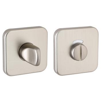 KARWEI rozet vierkant voor wc aluminium