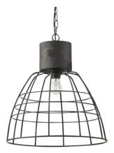 Hanglamp Mink mat zwart