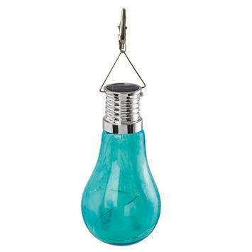 Eglo Solar hanglamp blauw