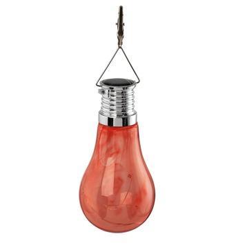 Eglo Solar hanglamp rood