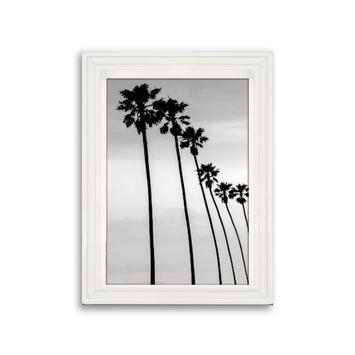 Fotolijst 2 hout wit 10x15 cm