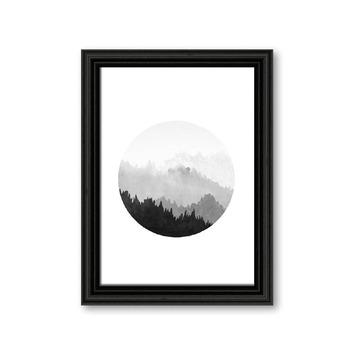 Fotolijst 6 hout zwart 13x18 cm