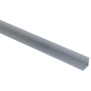 Hoekprofiel aluminium 25x25x2mm 100cm