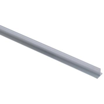 T-profiel aluminium 20x20x2mm 200cm