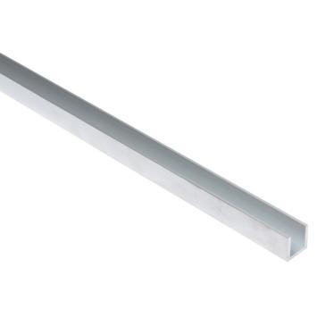 U-Profiel aluminium 15x15x15x2mm 200cm