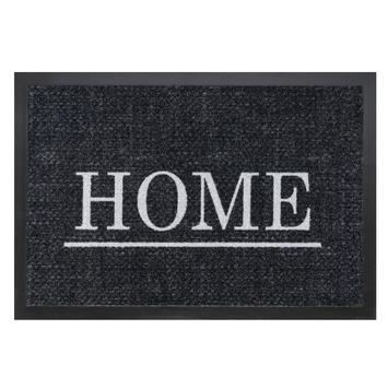 Schoonloopmat Home 40x60 Antraciet