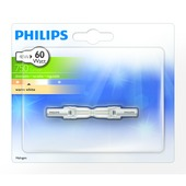 Philips EcoHalo halogeenbuis helder R7s 48W
