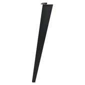 Duraline Folded Leg Sola Zwart 72cm