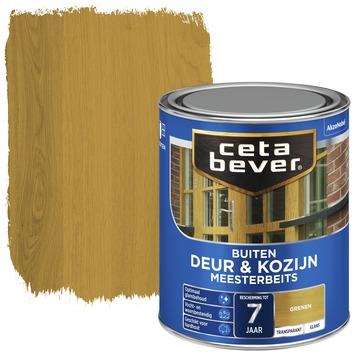 Cetabever meesterbeits deur & kozijn transparant grenen glans 750 ml