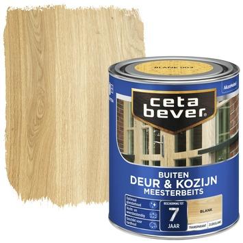 Cetabever meesterbeits deur & kozijn transparant blank zijdeglans 750 ml