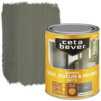 Cetabever binnenbeits deur, kozijn en meubel transparant lei zijdeglans 750 ml