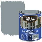 Cetabever meesterbeits deur & kozijn dekkend RAL 7001 zilvergrijs zijdeglans 750 ml