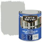 Cetabever meesterbeits deur & kozijn dekkend RAL 7035 lichtgrijs zijdeglans 750 ml
