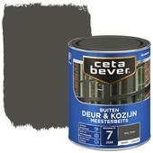 Cetabever meesterbeits deur & kozijn dekkend RAL 7022 ombergrijs zijdeglans 750 ml
