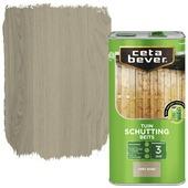 Cetabever schuttingbeits transparant grey wash 5 l