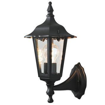 Konstsmide buitenlamp Firenze zwart up 36cm