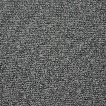 Tapijt kamerbreed Canterbury zilvergrijs 4 meter breed - per cm