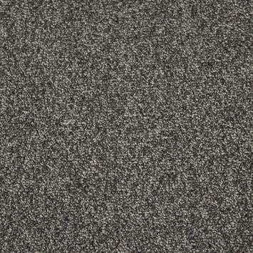 Tapijt kamerbreed York bruingrijs 4 meter breed - per cm