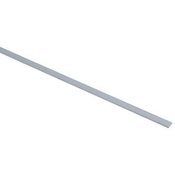 Profiel plat aluminium 10x2mm 100cm