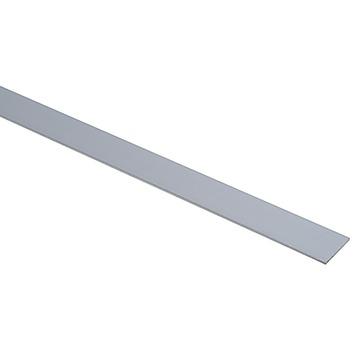 Profiel plat aluminium 30x2mm 100cm