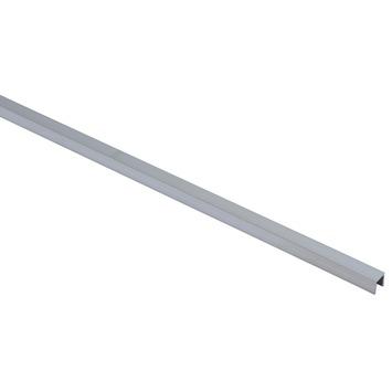 U-Profiel aluminium 10x10x10x1,25mm 100cm
