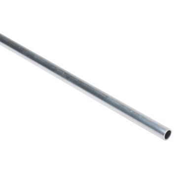 Profiel buis rond aluminium 10x1mm 100cm