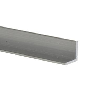 Hoekprofiel aluminium 15x15x2mm 200cm